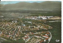 STAFFELFELDEN  - WITTELSHEIM      ( HAUT-RHIN )  LA CITE ROSSALEMEND. VUE AERIENNE - Otros Municipios