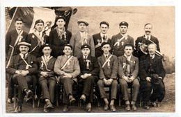 Beaubery - Classe 1931  - Pierre Frisé - Joueur De Vielle -  Carte Photo -  RARE - CPA °Collection - Altri Comuni