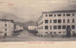Lombardia - Sondrio  - Tirano - Caserma Degli Alpini - Ponte Sull'Adda  - F. Piccolo - Nuova - Bella Animata - Italy