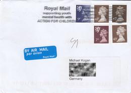 Great Britain, GB, UK, 2020, Queen,  Elizabeth II, Fine Used Cover - 1952-.... (Elizabeth II)
