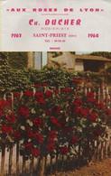 Catalogue Aux Roses De Lyon 1963 - Giardinaggio