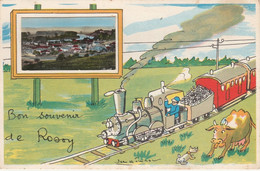 ROSOY - Sonstige Gemeinden