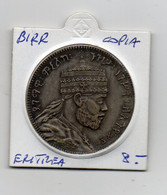 Eritrea - Birr - RIPRODUZIONE - Vedi Foto - (FDC24984) - Erythrée