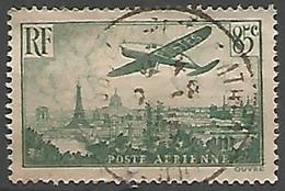 FRANCE / POSTE AERIENNE N° 8 OBLITERE - 1927-1959 Afgestempeld