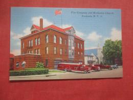 Fire Company Fredonia   New York    Ref  4386 - NY - New York