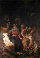 Art - Peinture Religieuse - Avignon - Métropole Notre Dame Des Doms - L'Adoration Des Bergers - Eugène Dévéria - CPM - V - Tableaux, Vitraux Et Statues