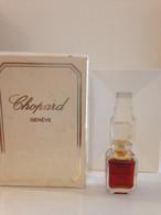 Miniature De PARFUM HAPPY DIAMONDS De CHOPARD Avec Sa Boite - Modern Miniatures (from 1961)