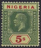 Nigeria – SG N°10b NCh/*/MH - Nigeria (...-1960)
