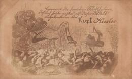 Ich Bin Heute Auf Der Welt Angekommen Kurt Kissler Straßurg Strasourg Elsaß 1898 - Strasbourg