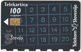 SLOVENIA B-543 Chip Telekom - Sport, Basketball - Used - Slovenia