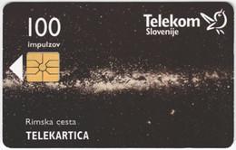 SLOVENIA B-560 Chip Telekom - Universum, Milky Way - Used - Slovenia