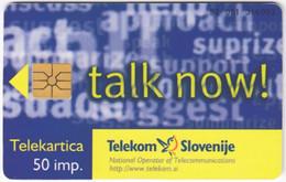 SLOVENIA B-565 Chip Telekom - Used - Slovenia