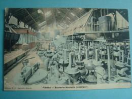 51 - FISMES - Sucrerie Nouvelle - Intérieur - 1915 - Fismes