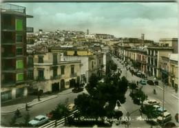 CANOSA DI PUGLIA ( BARI ) PANORAMA - EDIZIONE CANDIDO - SPEDITA 1967  (BG6159) - Bari