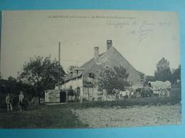 51 - LA NEUVILLE - Le Moulin Hydraulique Et à Vapeur - 1915 - Frankrijk