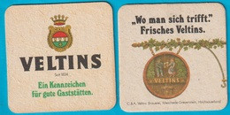 Brauerei C. & A. Veltins Meschede ( Bd 3531 ) - Portavasos