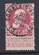 N° 74 : COMBLAIN AU PONT - 1905 Grosse Barbe