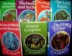 C.S. Lewis / Pauline Baynes - De 7 Delen: Tales Of Narnia - 1974/1981 - Libros En Serie