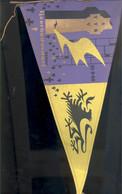 33e Ijzerbedevaart 1960 - A V V K - Vlaamse Beweging - Vlaams  Pèlerinage De L'Yser Vlag - Organizations