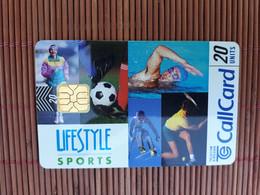 Nice Phonecard Ireland Lifestyle Sports Ireland Used  Rare - Ireland