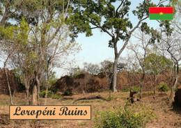 1 AK Burkina Faso * Ruinen Von Loropéni - Erbaut Vor Ca. 1000 Jahren - Seit 2009 UNESCO Weltkulturerbe * - Burkina Faso