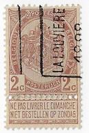 La Louviere 1899 - Vorfrankiert