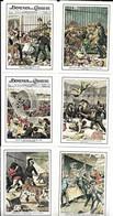 Figurine - Copertine Domenica Del Corriere - Serie Circo - Cromos