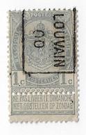 Louvain 1900 - Prematasellados
