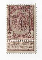 Bruxelles 1902 - Prematasellados