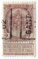 Gand 1902 - Prematasellados