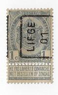 Liege 1901 - Prematasellados