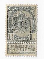 Tournai 1902 - Prematasellados