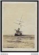 3 Photos Gauthier De L'echouement De L'aviso Kersaint Sur Les Récifs D'Opunohu Papetoai Moorea Le 5 Mars 1919 - Polynésie Française