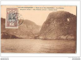 CPA Iles Marquises Entrée De La Baie D'Uahuka - Polynésie Française