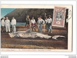 CPA Tahiti Pêche Au Requin - Polynésie Française