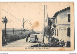 CPA 64 Le Boucau Le Pont St Bernard - Boucau