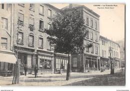 CPA 69 Cours La Grande Rue - Cours-la-Ville