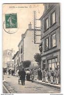 CPA 69 Cours Grande Rue La Poste - Cours-la-Ville