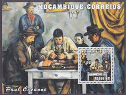 2001Mozambique2158/B101Artist / Paul Cezanne8,00 € - Künste