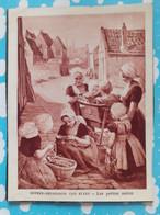 Image Reproduction De Tableau Les Petites Méres - Autres
