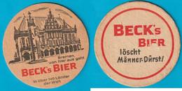 Brauerei Beck's Bremen ( Bd 1574 ) - Portavasos