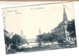 Gruss Aus Bonn Der Kaiserplatz - Bonn
