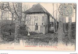 CPA 10 Cresantingnes Ruines Du Moulin De L'etang - Andere Gemeenten