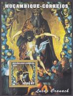 2001 Mozambique 2152/B95 Artist / Lucas Cranach 6,00 € - Künste