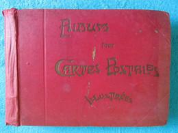 Album Vide Pouvant Contenir 1008 Cartes Postales. - Materiali