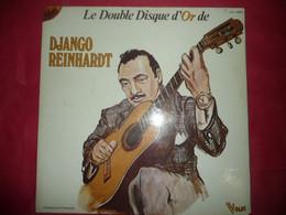 LP33 N°5993 - DJANGO REINHARDT - 2 LP'S - LDA 160003 - JAZZ GYPSY - TOP POUR DEMARRER SUR UN NUAGE - Jazz