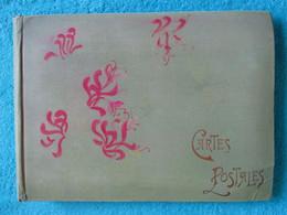Album Vide Pouvant Contenir 480 Cartes Postales. - Materiali