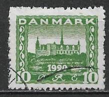 Denmark 1921. Scott #159 (U) Kronborg Castle - Usati