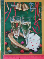 KOV 702-1 - New Year, Bonne Annee,  Playing Cards, Cartes à Jouer - Nieuwjaar