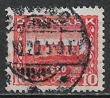 Denmark 1920. Scott #156 (U) Kronborg Castle - Usati